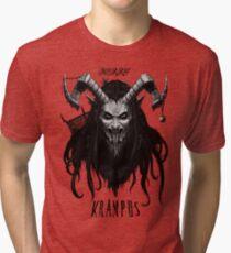 Camiseta de tejido mixto Krampus