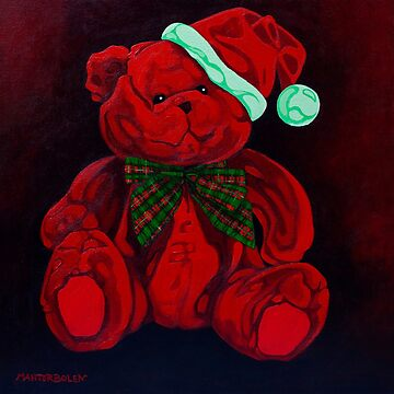 Red Ted by Manter-Bolen