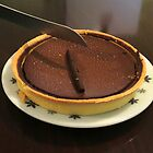 Belgian Chocolate Cheesecake by VoxCeleste