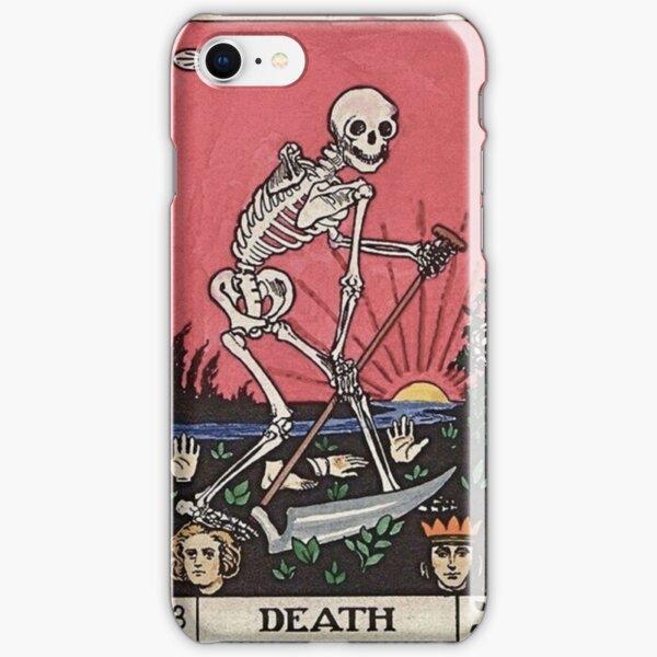 Death Tarot iPhone Snap Case