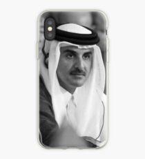 Tamim Bin Hamad Al Thani iPhone-Hülle & Cover