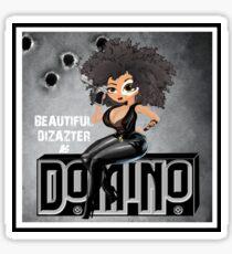 Beautiful Dizazter Sticker Sticker