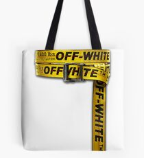OFF-WHITE Industrial Belt Tote Bag