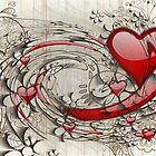 Revolving Hearts by Linda Sannuti