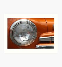 1946 Ford Coupe Art Print