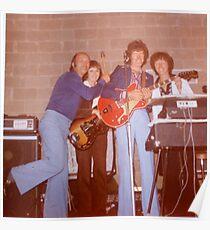 Ribble Rabble 1980 Poster