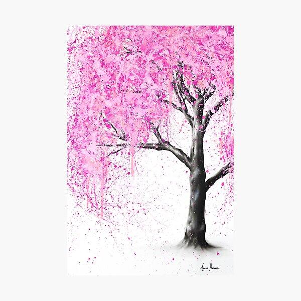 Secret Blossom Photographic Print