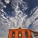 The Peter Browne Gallery, Silverton NSW by Peter Hammer