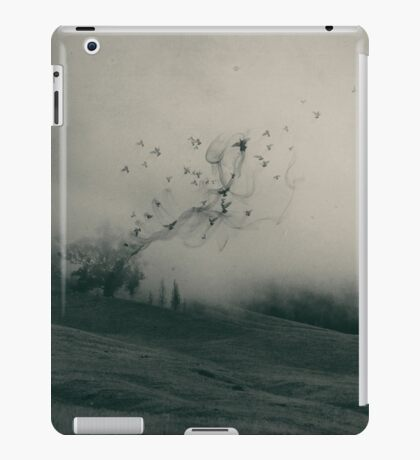 Self And Nature, Releasing My Worries I  iPad Case/Skin