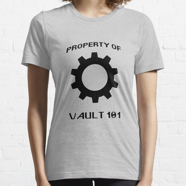 Property of Vault 101 Essential T-Shirt