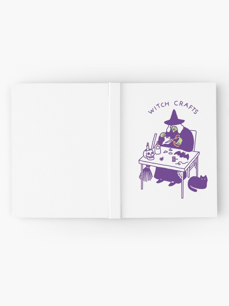Alternate view of Witch Crafts Hardcover Journal