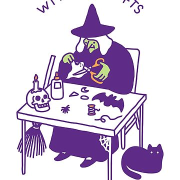 Witch Crafts by obinsun