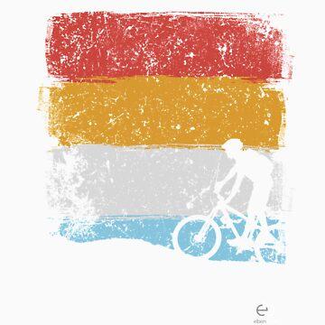 Vintage bike gift by LikeAPig