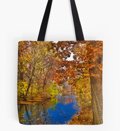 Amazing Fall Tote Bag