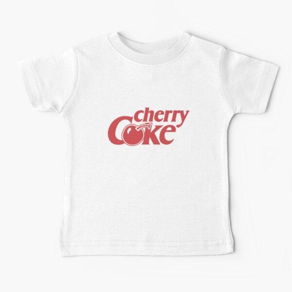 Red Cherry Coke Baby T-Shirt