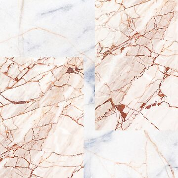 MISMATCH - Geometric Marble Mixture Abstract Composition by cadinera