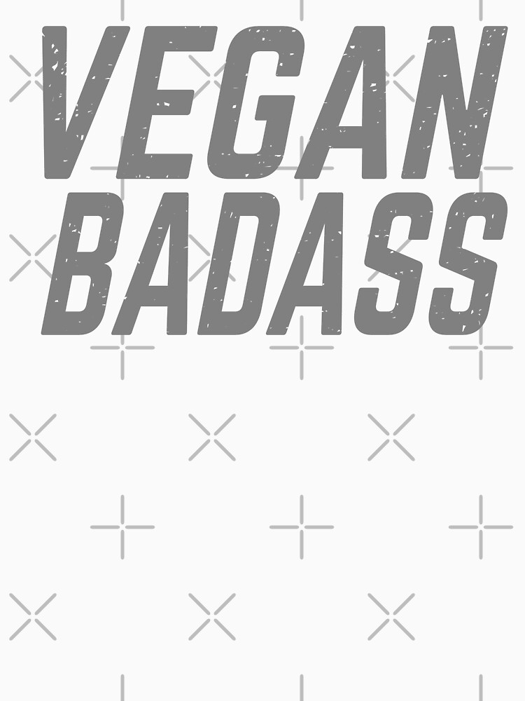 vegan badass by PlantVictorious