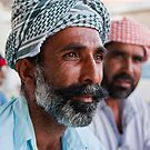 Faces of old Dubai (2) by Cvail73