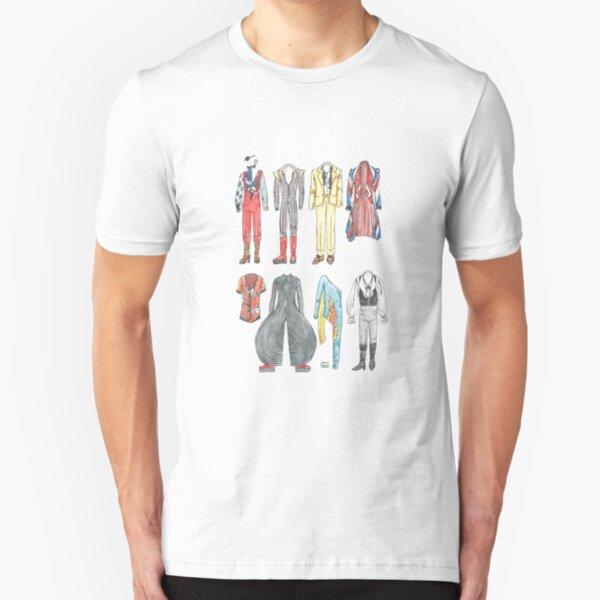 BOWIE COSTUMES Slim Fit T-Shirt