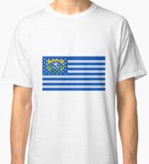 Nevada USA State Flag design Classic T-Shirt