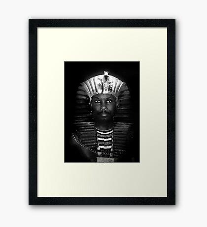Pharaoh Framed Print