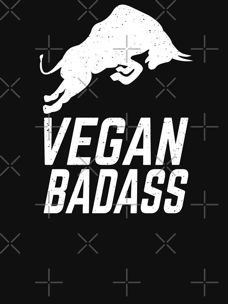 ox - vegan badass by PlantVictorious
