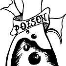 Poison | Ink Art by Daniel Watts