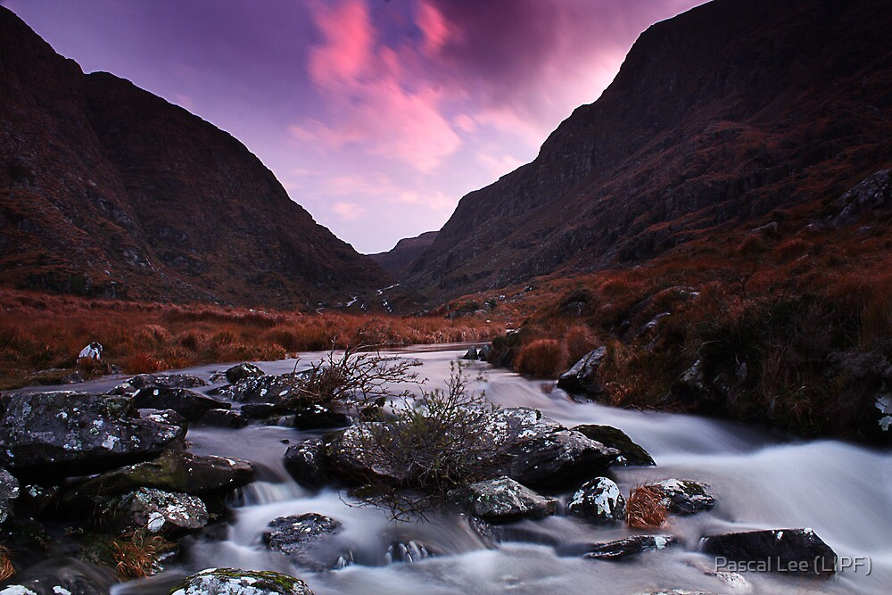 Gap of Dunloe by Pascal Lee (LIPF)
