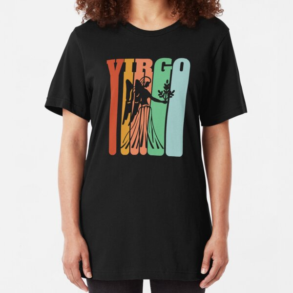 Virgo Zodiac Birthday - Virgo Slim Fit T-Shirt