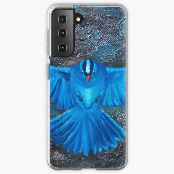 Blue Bird Joy Samsung Galaxy Soft Case