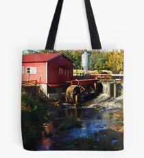Little Red Grist Mill Tote Bag