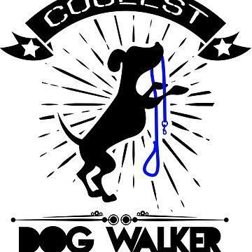 Dog Walker by joyfuldesigns55