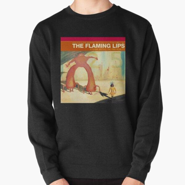 Flaming Lips - Yoshimi Battles the Pink Robots Pullover Sweatshirt