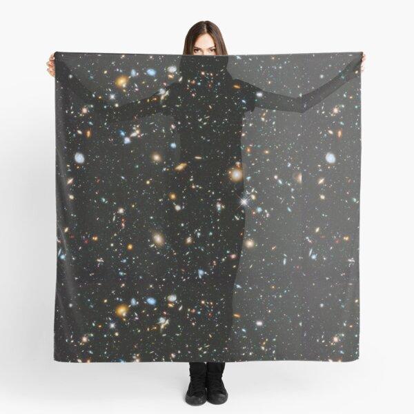 Hubble Deep Field Scarf