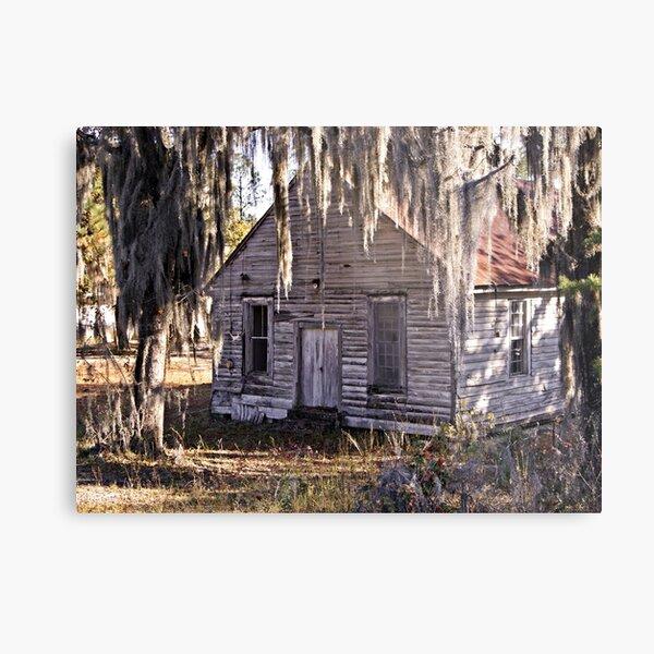 Old Church House Metal Print