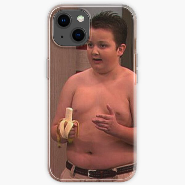 Gibby From ICarly iPhone Soft Case