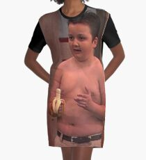 Gibby From ICarly Graphic T-Shirt Dress