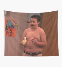 Gibby From ICarly Wall Tapestry