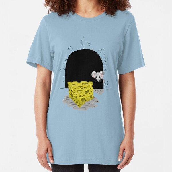 mousetrap...  Slim Fit T-Shirt