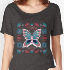 Change is Good - Winter Palette Women's Relaxed Fit T-Shirt