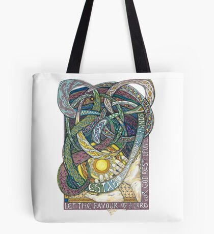 Work of Our Hands Tote Bag