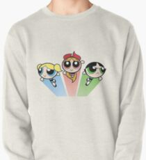 Powerpuff Girls Original Pullover