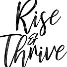 rise and thrive by Daria Smith