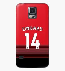14 - Jesse Lingard   Manchester United Phone Case Case/Skin for Samsung Galaxy