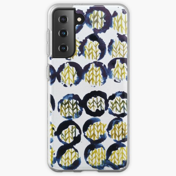 Circle Knits Samsung Galaxy Soft Case