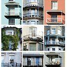 Bristol Balconies by Sue Porter