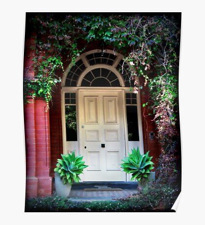 ~ The Door ~ Poster