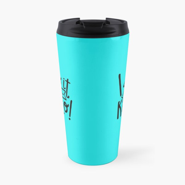 I do it with keto Travel Mug