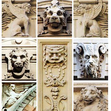 Beasts of Bristol by SuePorter