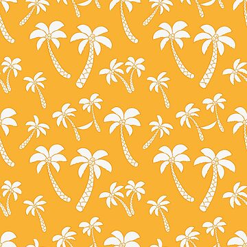Summerly Palm Tree Pattern by stylebytara